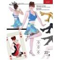Jalie Schnittmuster Dancewear 3027