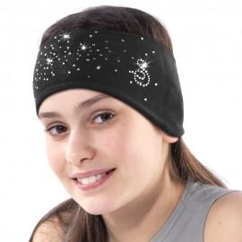 Sagester Stirnband Dakota schwarz