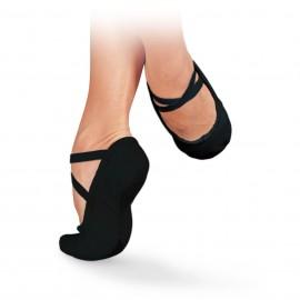 Sansha Ballettschuhe Pro 1C schwarz
