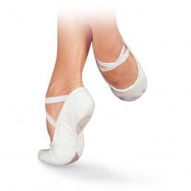 Sansha Ballettschuhe Pro 1C weiß