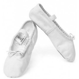 Sansha Ballettschuh Tutu weiß