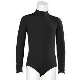 Intermezzo Eiskunstlauf Body schwarz