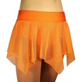 Intermezzo Eislaufrock, orange