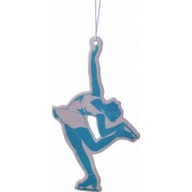 Duftbaum Eiskunstlauf-Motiv Layback - Vanille