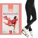 Mondor Strumpfhose ohne Fuß (3373) schwarz