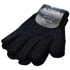 Edea Eiskunstlauf Handschuhe für Kinder, schwarz