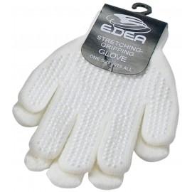Edea Eiskunstlauf Handschuhe, weiß