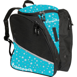 Transpack Ice - Schlittschuh - Rucksack Aqua Star