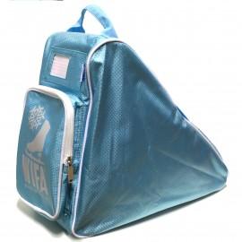 Wifa Schlittschuhtasche, eisblau