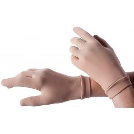 Intermezzo Eiskunstlauf Handschuhe, hautfarben