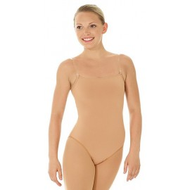 Eiskunstlauf Body Mondor 11826 caramel
