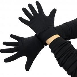 Intermezzo Eiskunstlauf Handschuhe, schwarz