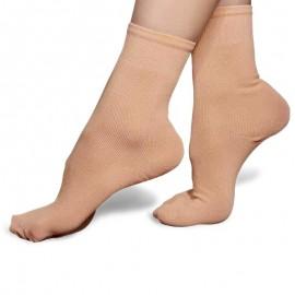 Pridance Eiskunstlauf Socken hautfarben