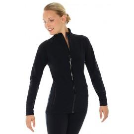 Mondor Powerflex Trainingsjacke für Damen schwarz