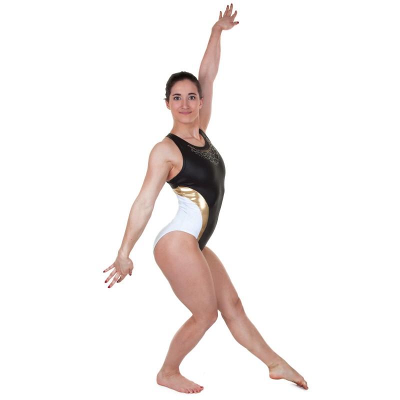 Jalie Schnittmuster Gymnastik Body und Unitard 3241