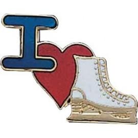 Pin - I Love Skating