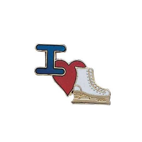 Eiskunstlauf Pins & Buttons