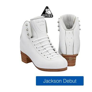 Jackson Debut Schlittschuh