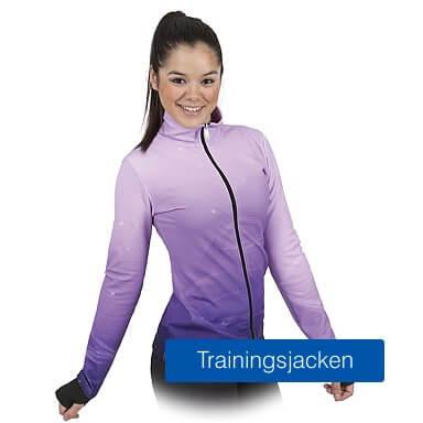 Eiskunstlauf Trainingsjacken