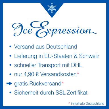 Ice Expression Vorteile
