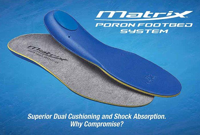 Jackson Poron Footbed System